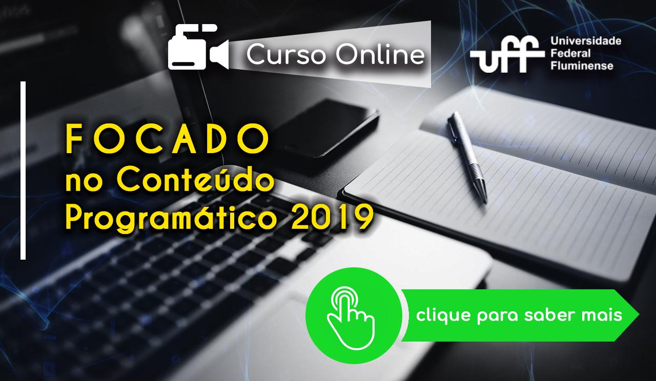 Curso Online UFF