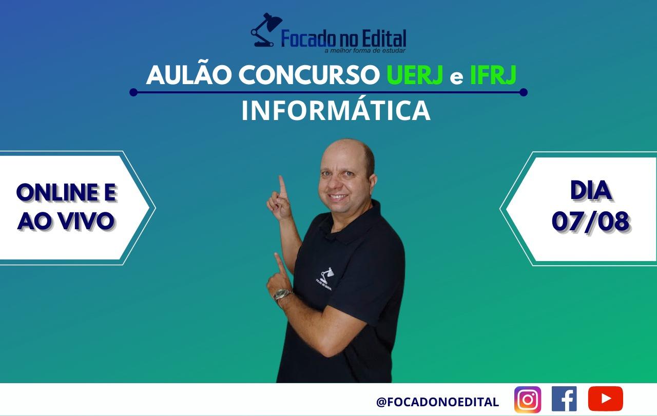 Aulão IFRJ e UERJ
