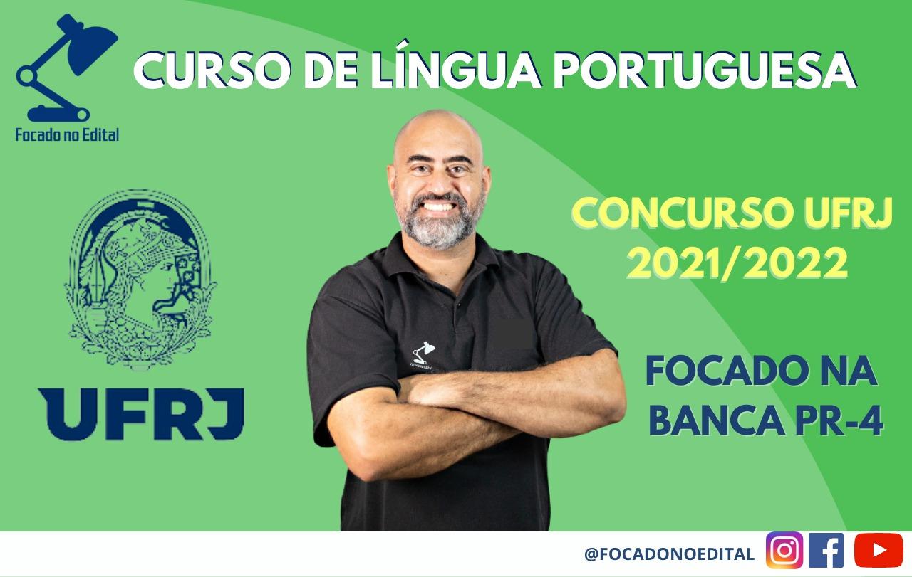Curso UFRJ Portugues