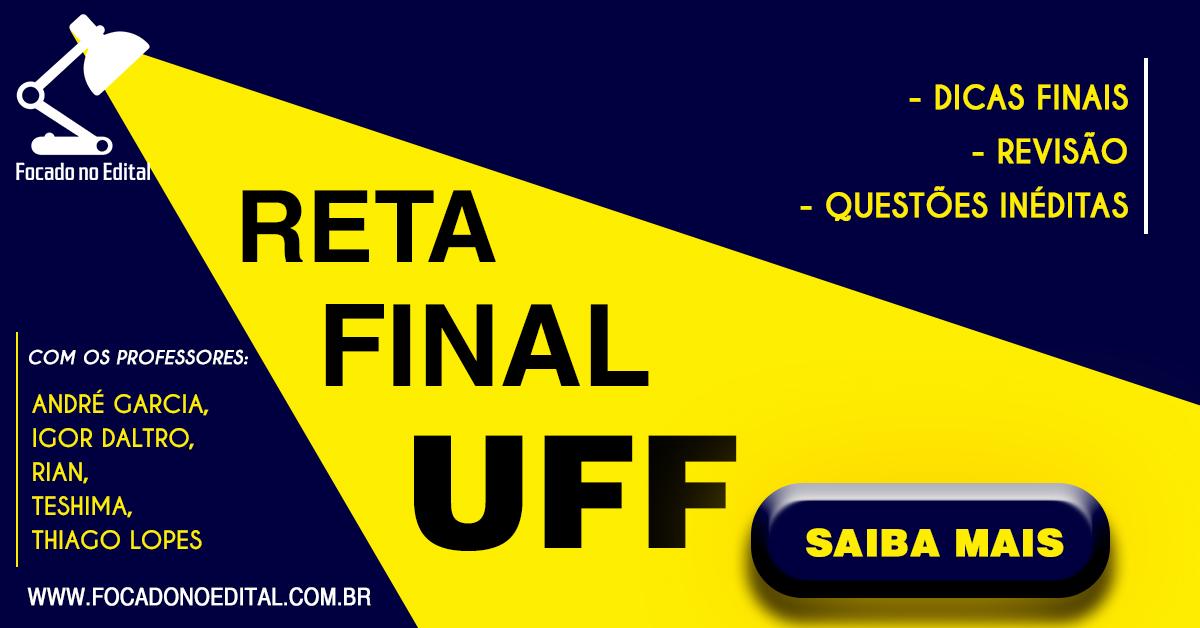 RETA FINAL UFF