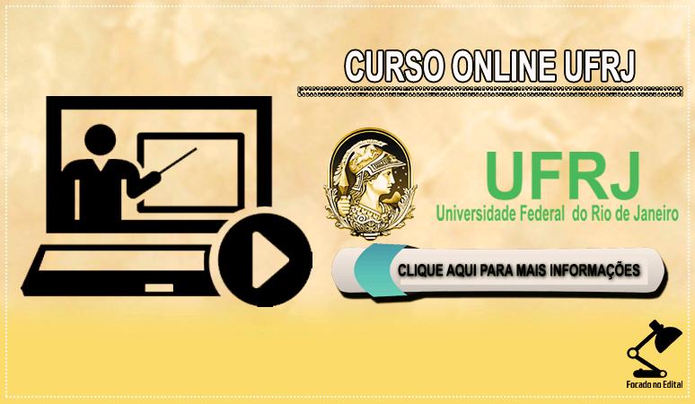 Curso Online UFRJ
